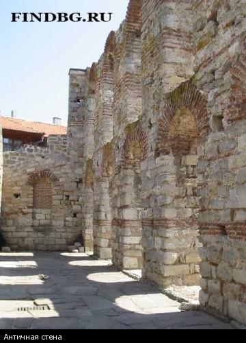 Античная стена