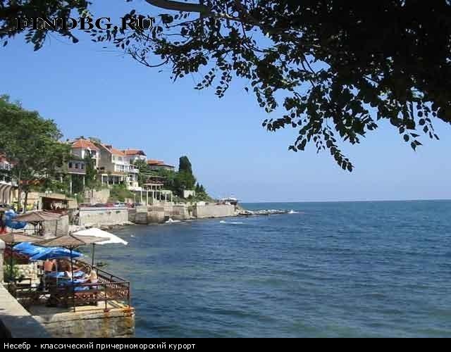 Несебр - классический причерноморский курорт